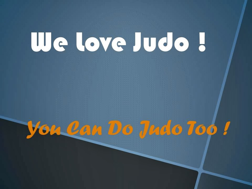 Lock with Judo, Unlock the Fear