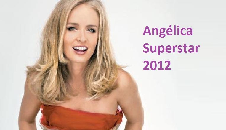 Angelica apresentadora