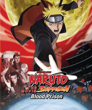 Ver descargar Naruto Shippuden Blood Prison Mega