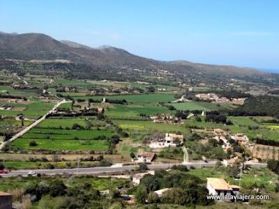 Panoramicas Ronda Muralla Castillo Capdepera