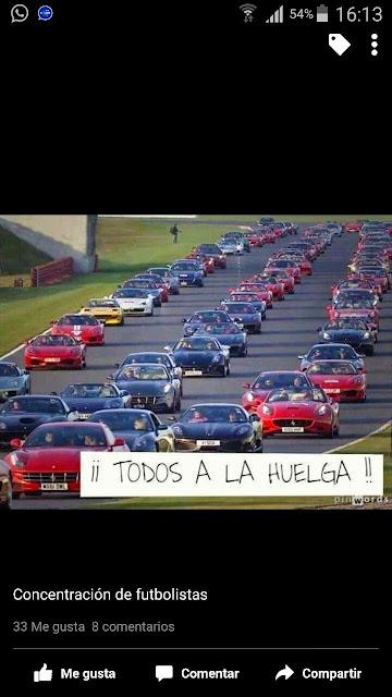 La papelera de whatsapp, Messi, Cristiano, #humor, huelga de futbolistas