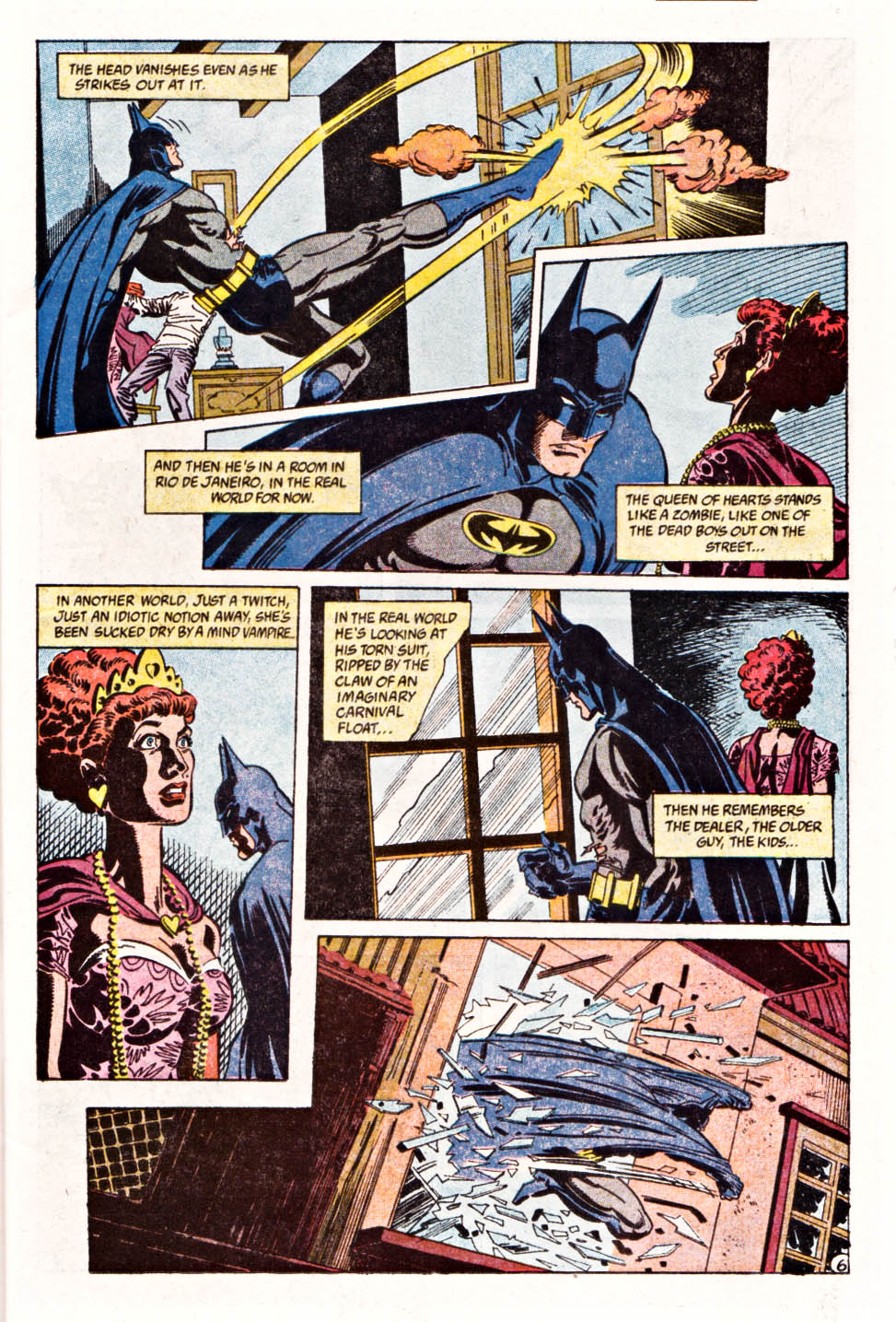 Detective Comics (1937) Issue #639 Page 7