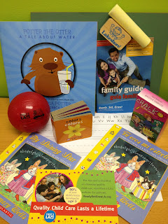 QEC-Giveaway Ready. Set. Grow - Quality Learning Call to Action -Giveaway