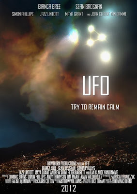UFO Try To Remain Calm