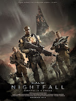 Halo Nightfall Temporda 1 audio latino