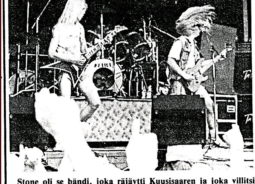 Julkaistuja valokuviani: Stone, Kuusrock
