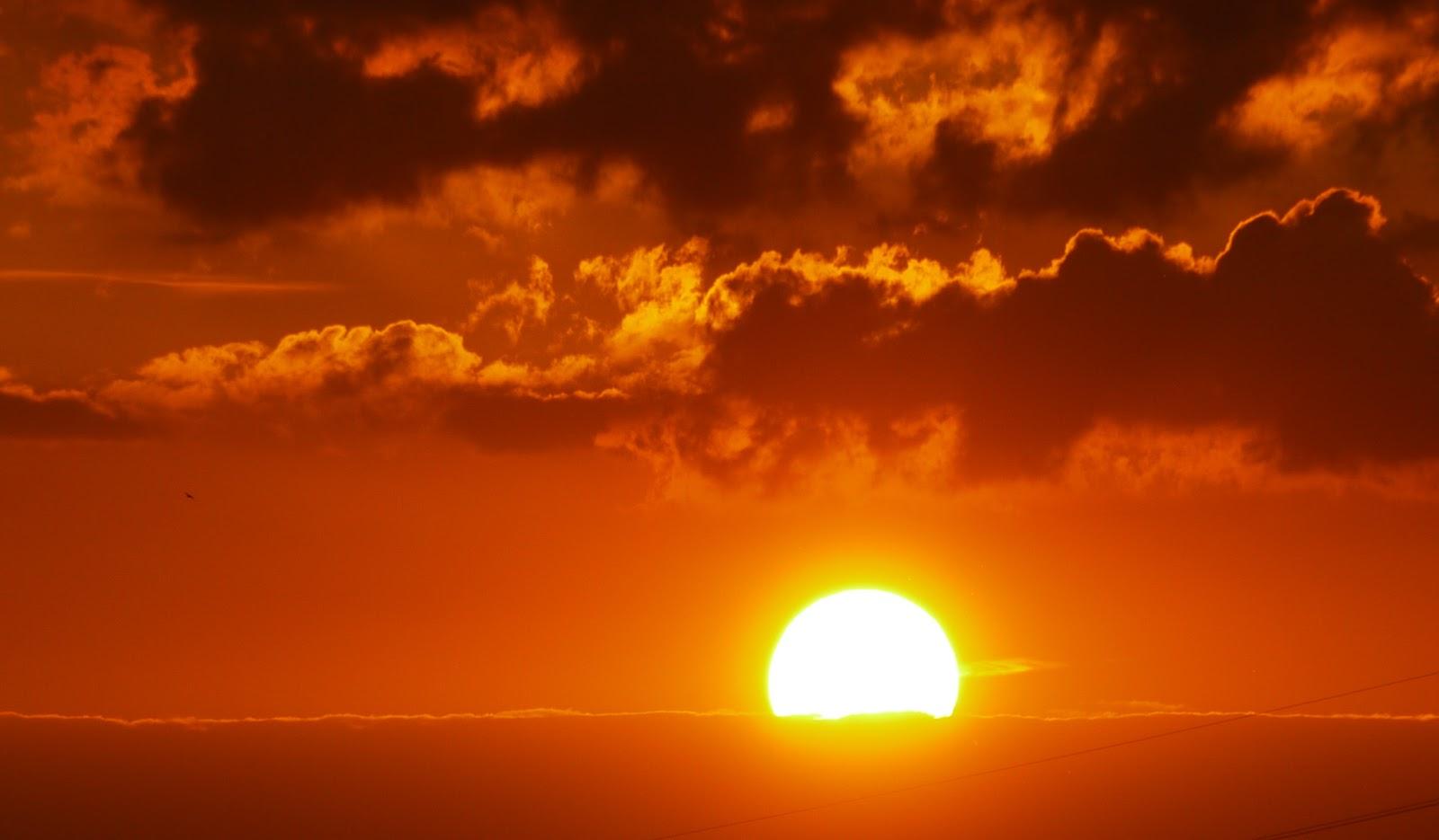 Sun set | Amazing World