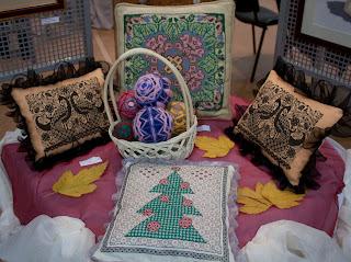 Выставка вышивки