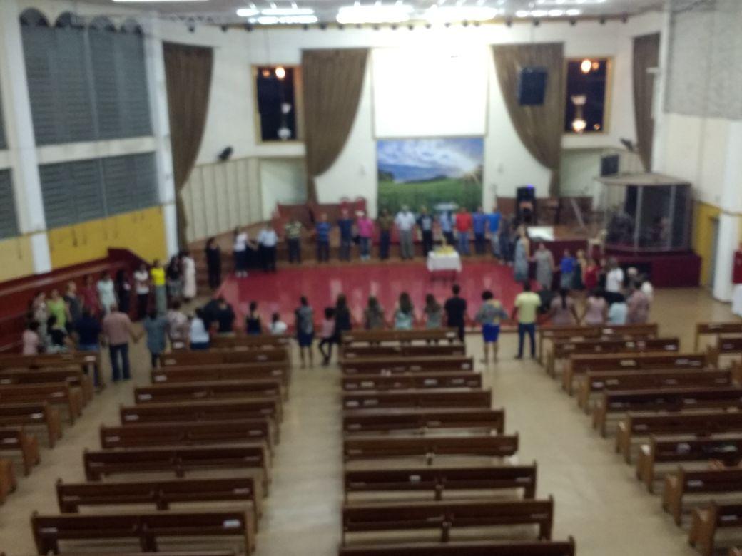 Oração e comunhão