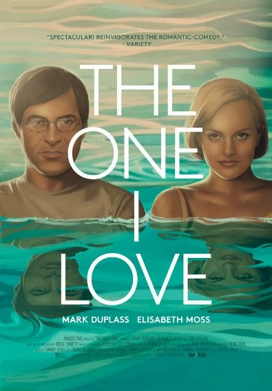 The One I Love (2014) 720p WEBRip
