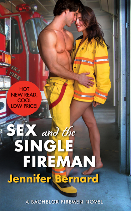 Hot fire fighter having sex