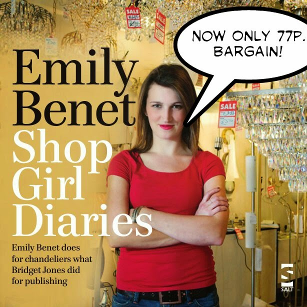 SHOP GIRL DIARIES IS ON SALE!