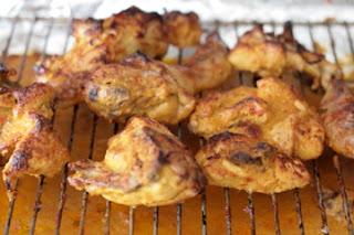 Ayam Panggang Khas Padang