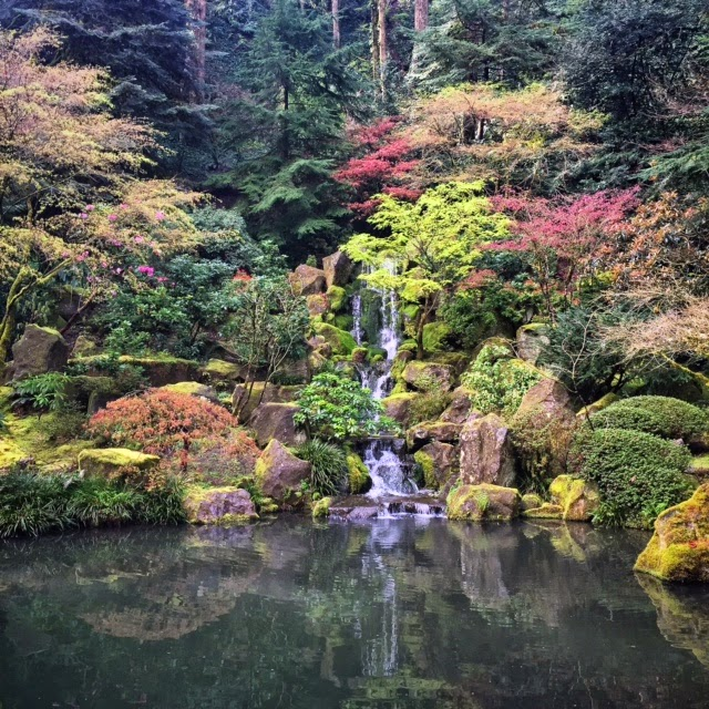 Japanese Gardens in #PDX