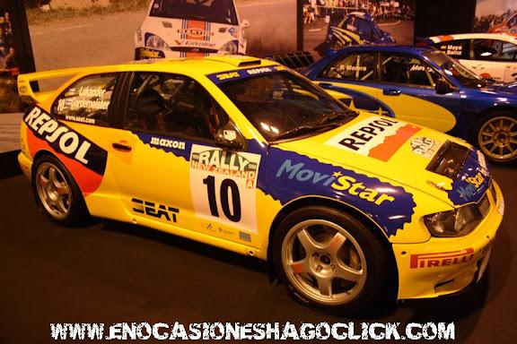 Seat Cordoba WRC Madrid Motor Days