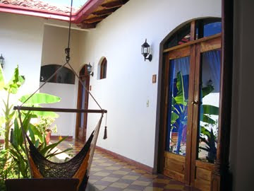 Granada Nicaragua's, Hotel Joluva, a gay, straight-friendly guesthouse, ...