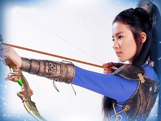 Crystal Liu Yi Fei (劉亦菲) Wallpaper HD 31