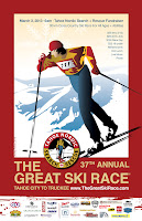 The Great Ski Race is back