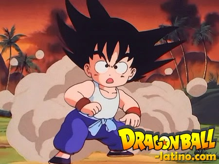 Dragon Ball capitulo 16