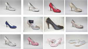 Wholesale Crystal Slippers - Designer Luxury Shoes from Crystal Couture Elite Collection