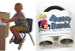 Image: Bouncy Bands for Chairs - Shop USA