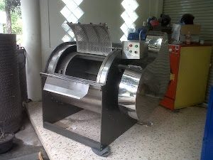 Mesin cuci kapasitas 30kg