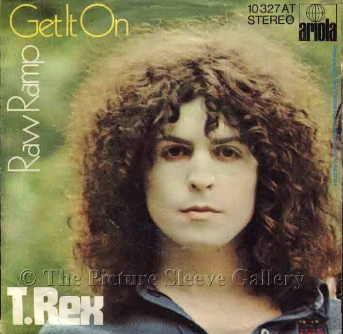 Play this music loud t rex get it on bang a gong for T rex get it on