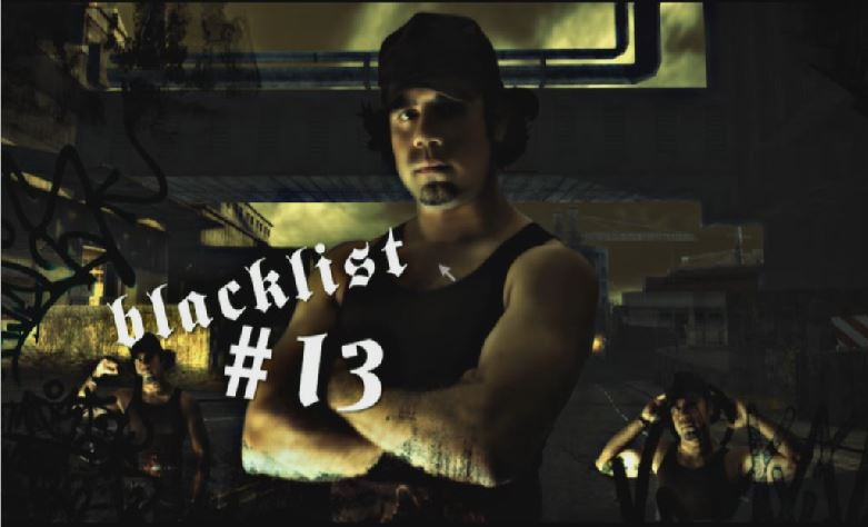NFS Most Wanted: NFS: Most Wanted- Blacklist #13