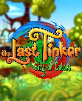 The Last Tinker City of Colors for kids