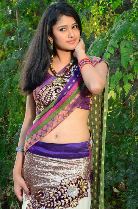 kausalya in saree hot images