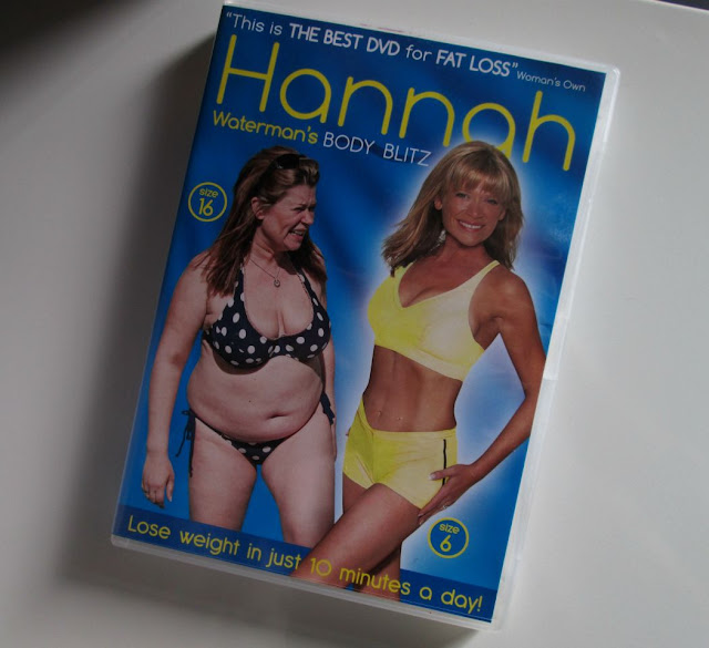Hannah Waterman's Body Blitz Review
