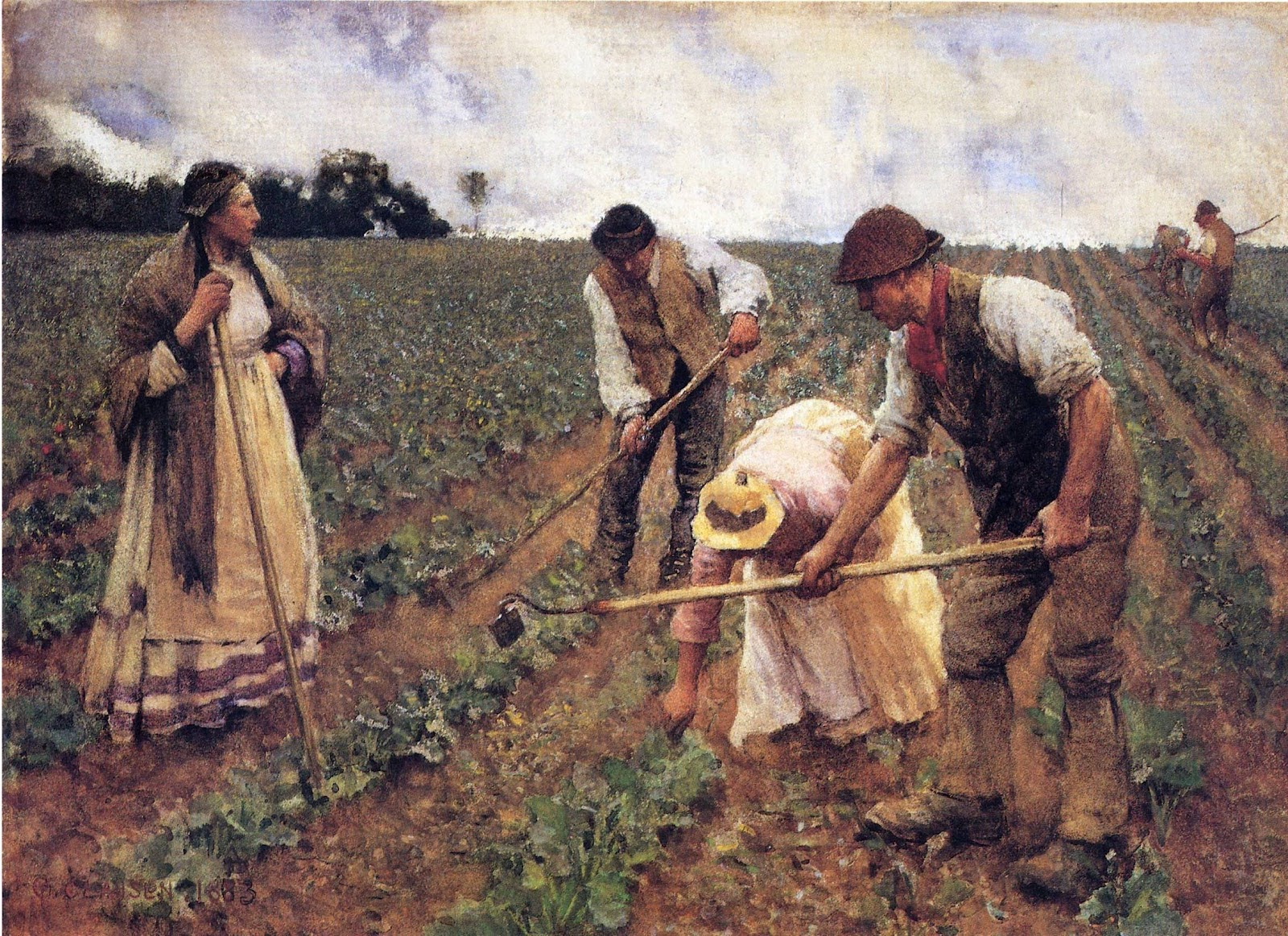 Back To Sir George Clausen