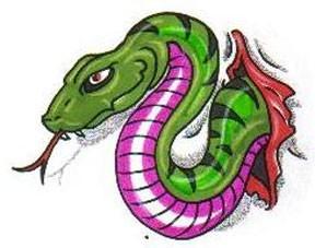 Tatuagens de Cobra