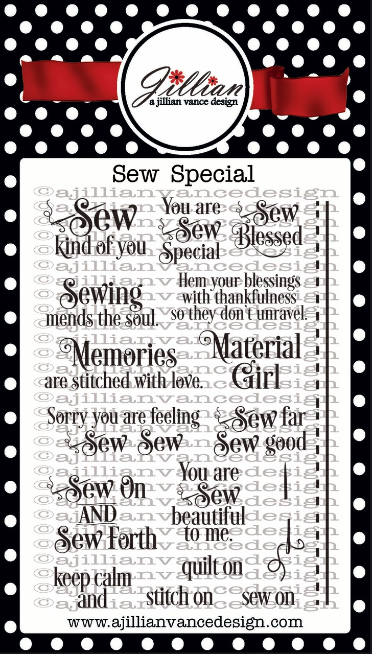 sew special stamp