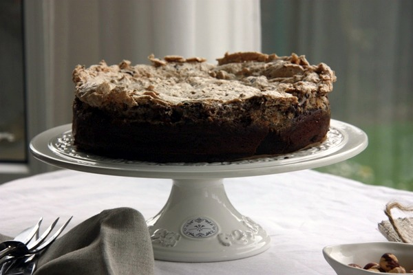 hazelnut cake chocolate hazelnut layer cake chocolate hazelnut torte ...