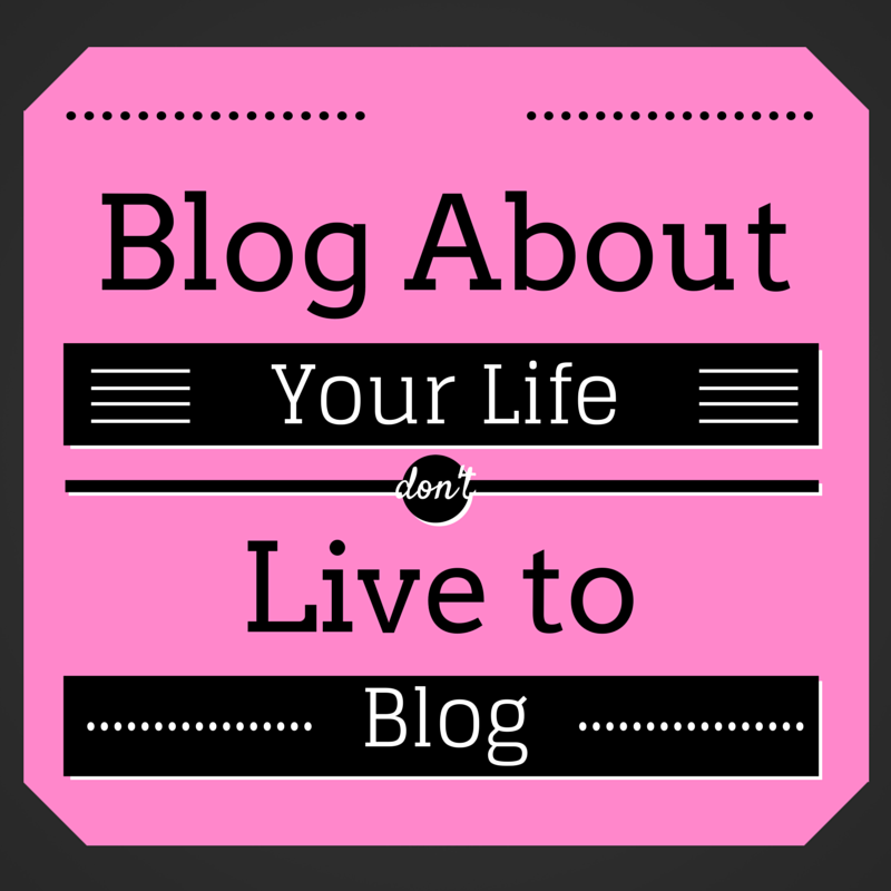 My Blogging Philosophy!