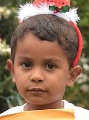 Antony - Honduras (Mercedes), Age 4