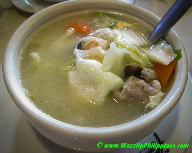 Photo of Hototai soup from Aristocrat Restaurant