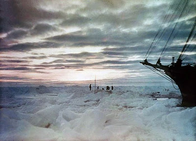 Antarctica in Color, 1915 Seen On www.coolpicturegallery.us