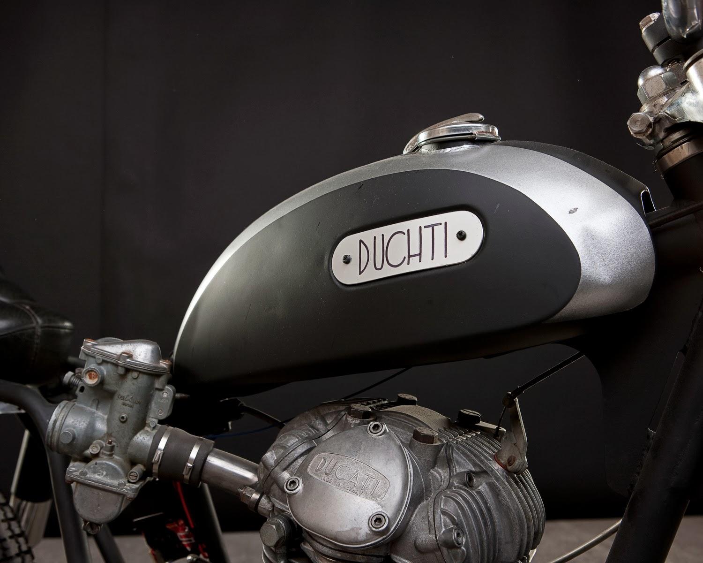 1967 Ducati Scrambler 350 - way2speed