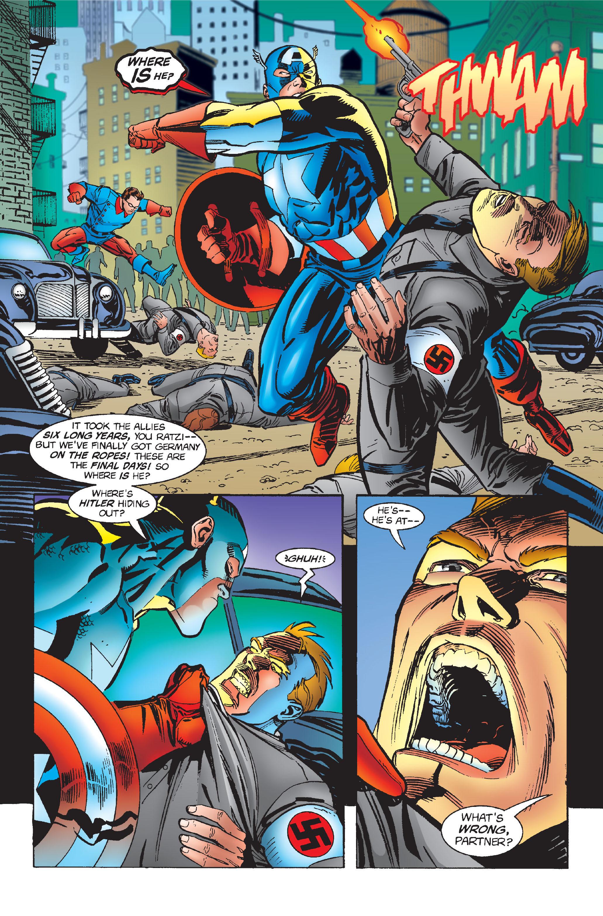 Captain America (1968) Issue #448 #402 - English 8