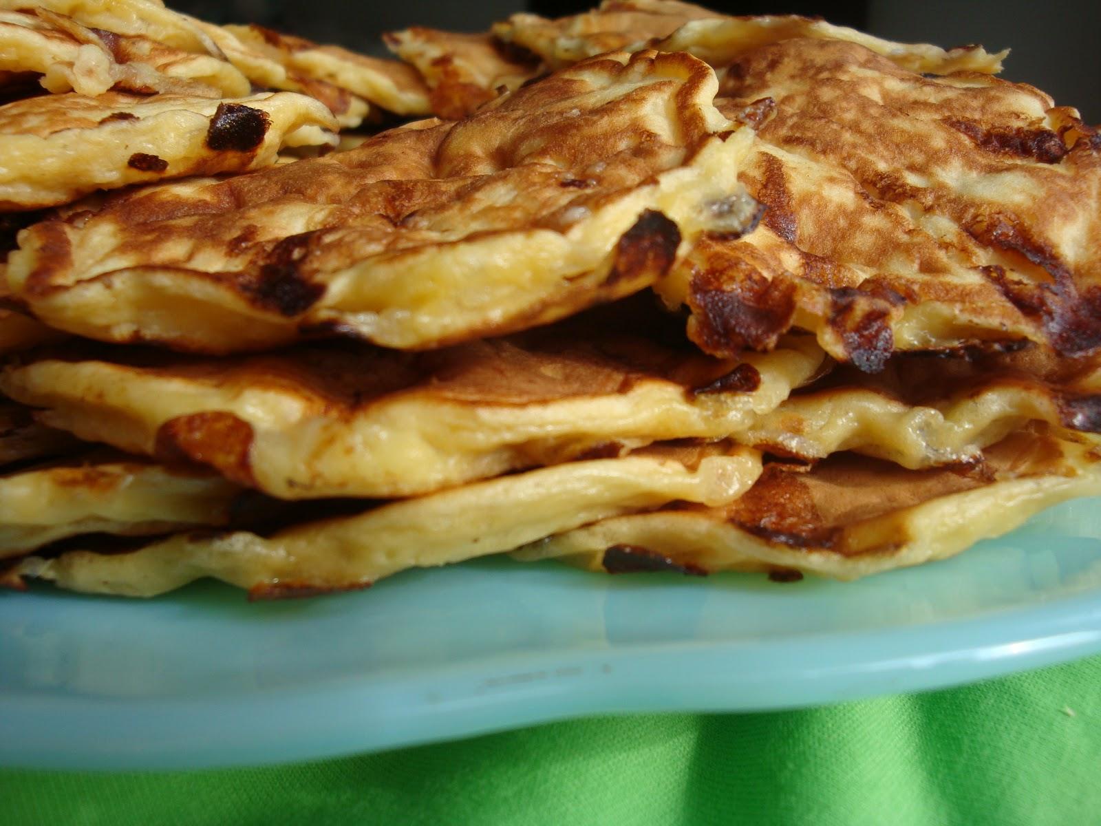 Cottage Cheese Pancakes - Alida's Kitchen