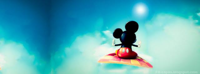 Capa para Facebook 2015 2016 -fb-capas.blogspot - Mickey Mouse-