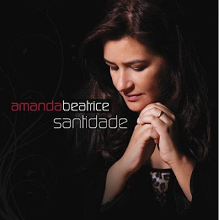 Download CD Amanda Beatrice   Santidade