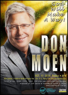 Don Moen Live in Manila