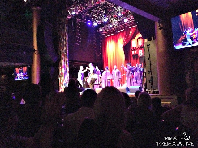 Audience Participation at House of Blues Gospel Brunch
