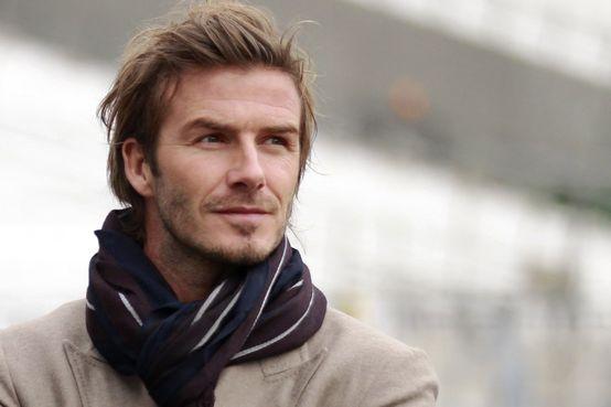 Beckham, ends career