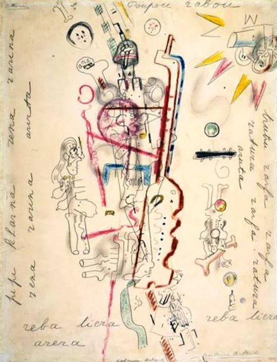 essay on antonin artaud Talk:antonin artaud this is the talk page for discussing improvements to the antonin artaud article this is not a forum for general discussion of the article's.