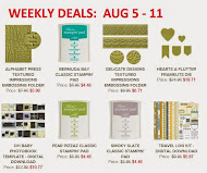 Stampin'UP!'s DEAL OF THE WEEK              - new each Tuesday