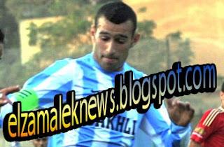 أحمد تمساح مهاجم فريق الداخلية